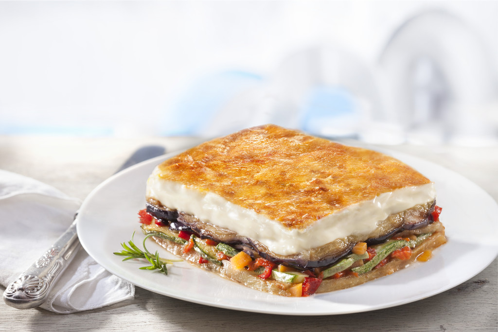 Veggie Greek Moussaka